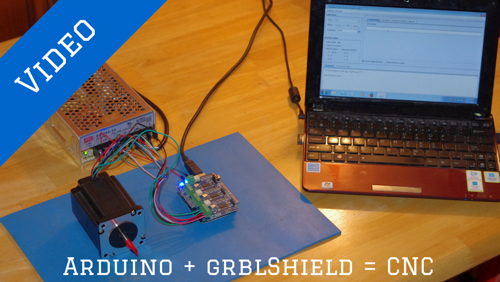 DIY CNC Controller: How to Setup Your Arduino & gShield